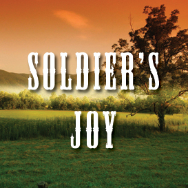 soldier's joy full tempo backing track
