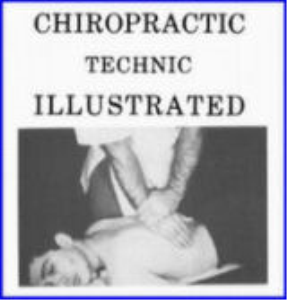 chiropractic adjusting technique illustrated