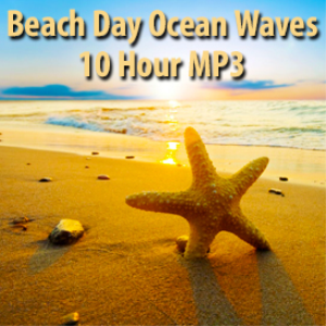 Ocean Waves MP3 (10 Hours) | Music | Miscellaneous