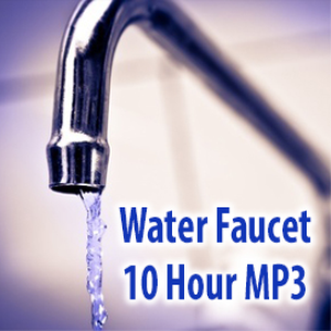 Water Faucet MP3 (10 Hours) | Music | Ambient