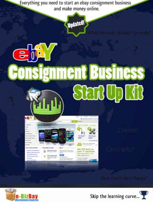 First Additional product image for - eBay Consignment Business Start-up Kit