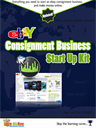 eBay Consignment Business Start-up Kit | Documents and Forms | Business