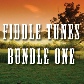 Fiddle Tunes Bundle One - Full Tempo Backing Tracks | Music | Acoustic