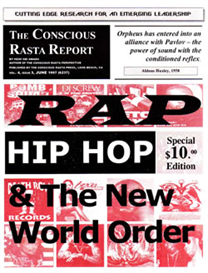 rap, hip hop & the new world order ebook, by keidi awadu, the conscious rasta