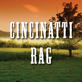 Cincinatti Rag Full Tempo Backing Track   Music   Acoustic
