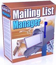 Mailing List Manager Pro | Software | Business | Other