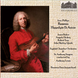 Rameau: Hippolyte Et Aricie - Opera in 5 Acts (1733 version, revisions by Vincet d'Indy) | Music | Classical