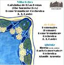 Villa-Lobos: Caixinha de Bôas Festas (The Surprise Box); de Falla; Homenajes (Homage) - Rome Symphony Orchestra/J. J. Castro; Albéniz: Iberia (orch. Arbós) - Paris Conservatory Orchestra/Ataulfo Argenta | Music | Classical