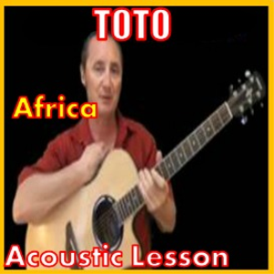 Learn to play Africa by Toto | Movies and Videos | Educational