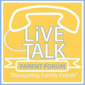 Parent Podcast: Navigating Family Events | Audio Books | Health and Well Being