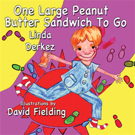 One Large Peanut Butter Sandwich To Go | eBooks | Children's eBooks