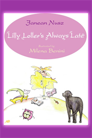 Lilly Loller's Always Late | eBooks | Children's eBooks