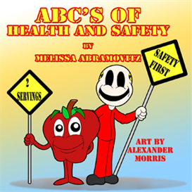 ABC's of Health and Safety | eBooks | Children's eBooks