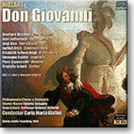 MOZART Don Giovanni, Giulini, Stereo MP3 | Music | Classical