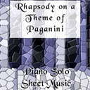 Rhapsody On a Theme of Paganini | eBooks | Sheet Music