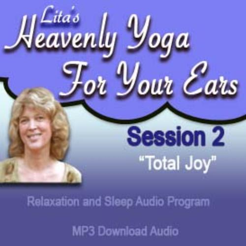 First Additional product image for - Heavenly Yoga For Your Ears 2 Audio Set