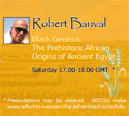 Robert Bauval - Black Genesis: The Prehistoric Origins of Egypt - @WCCSG 2011 MP4 | Movies and Videos | Documentary