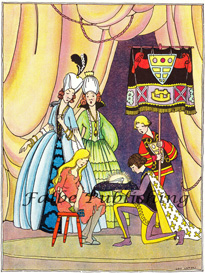 Collection of 13 Cinderella vintage illustrations - high resolution stock images | Photos and Images | Vintage