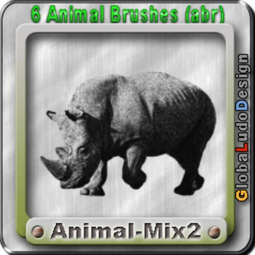 Third Additional product image for - Animal 2 Brushes Free