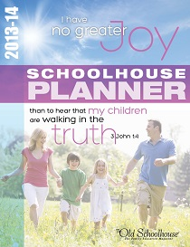 The 2013-14 Schoolhouse Planner