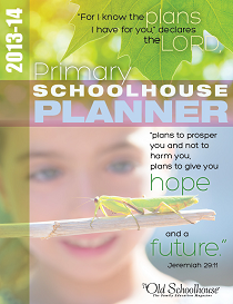 The 2013-14 Primary Schoolhouse Planner
