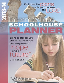 The 2013-14 Intermediate Schoolhouse Planner