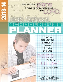 The 2013-14 High School Schoolhouse Planner