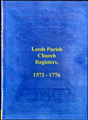 registers of leeds parish church