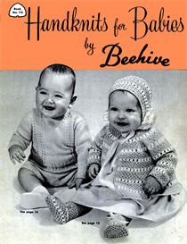 Handknits for Babies - Adobe .pdf Format | eBooks | Arts and Crafts