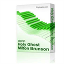 Holy Ghost Milton Brunson | Music | Backing tracks