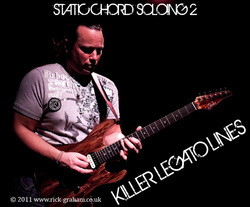 Static Chord Soloing 2: Killer Legato Lines | eBooks | Music