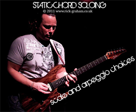 Static Chord Soloing - Lesson | eBooks | Music