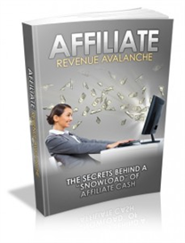 affiliate revenue avalanche tips