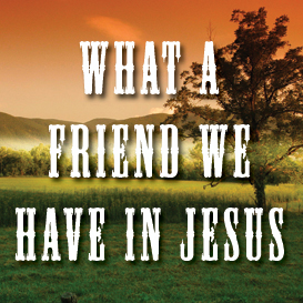 What A Friend We Have In Jesus Backing Track | Music | Acoustic