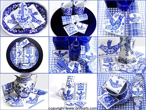 Second Additional product image for - Delft Bird Combo PDFL