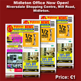 Midleton News July 10th 2012 | eBooks | Periodicals