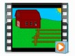A la ferme ANIMATED (OFFICIAL animated French music video) | Movies and Videos | Music Video