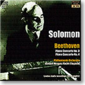 SOLOMON plays Beethoven Piano Concertos 3 and 4, stereo and Ambient Stereo MP3 | Music | Classical