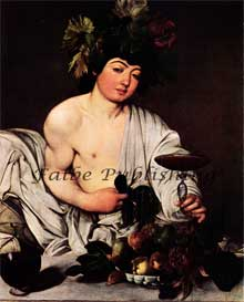 Bacchus Roman God of Wine fine art digital image by Caravaggio | Photos and Images | Fine Art
