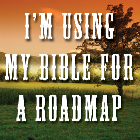 I'm Using My Bible For A Roadmap Backing Track | Music | Acoustic