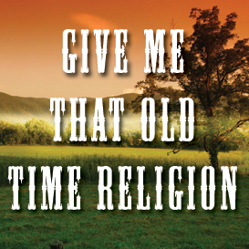 Give Me That Old Time Religion Backing Track | Music | Acoustic
