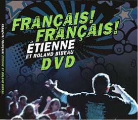 DVD: Français ! Français ! (ALL 20 OFFICIAL music videos including 10 KARAOKE versions) | Movies and Videos | Music Video