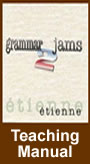 Grammar Jams 2 ACTIVITY PACKAGE (for the CD: Grammar Jams 2) | Documents and Forms | Manuals