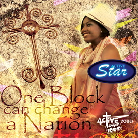 Active Star 2012 - One Block Can Change A Nation | Music | World