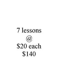 K 7 lessons | eBooks | Music