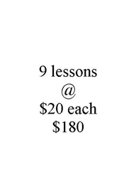 M 9 lessons | eBooks | Music