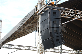 Concert Stage Speaker | Photos and Images | Entertainment