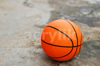 Basketball on the Pavement | Photos and Images | Sports