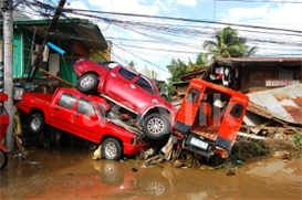 Vehicle Pile-up | Photos and Images | Nature