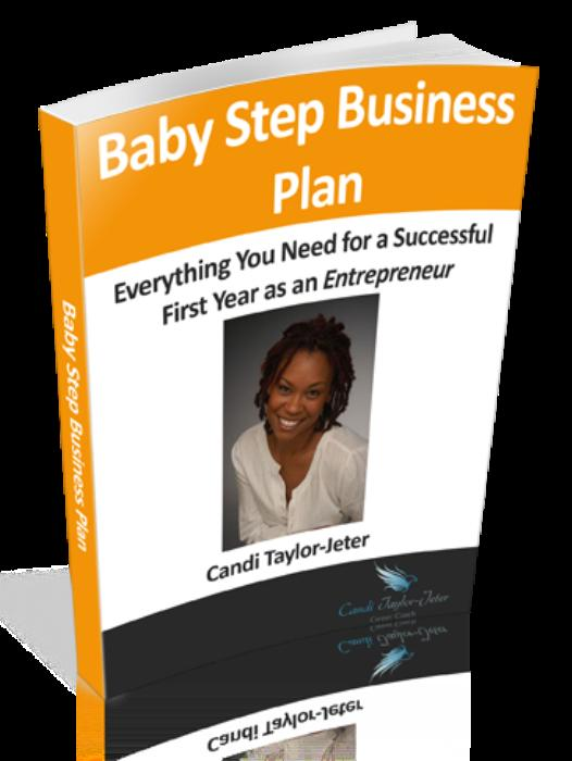 First Additional product image for - Baby Step Business Plan